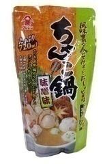 【冬季限定】ちゃんこ鍋 味噌味 720ml