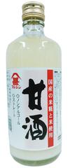 無添加 甘酒ストレート(ノンアルコール) 500ml