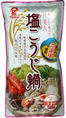 【冬季限定】塩糀鍋 〜鶏ガラ風味〜 720ml