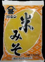 米みそ(すりみそタイプ)白 500g
