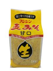 麦みそ甘口 生 1kg (白タイプ)