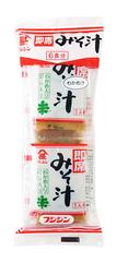 【在庫なし】フジジン即席みそ汁ワカメ(20g×6袋入り)