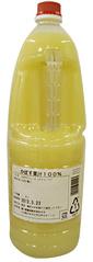 かぼす果汁100%  1.8L