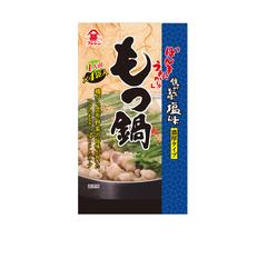 【冬季限定】もつ鍋 しお味(個食) 33g×4袋