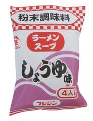 粉末ラーメンスープ しょうゆ味(9g×4袋)