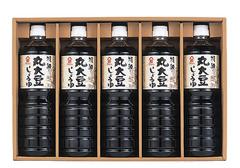 MS-330 丸大豆しょうゆセット(1L5本入り)