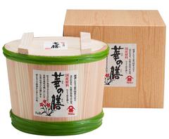 MY-240 華の膳(国産麦みそ)2kg木樽