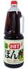 大分特産 かぼすポン酢 1.8L