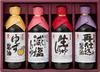 SS-330D 醤油撰集D(再仕込み、減塩、ゆず醤油、生しょうゆ)