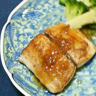 鰆のバター焼き ジャポネ風