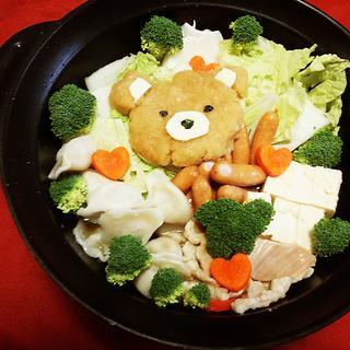 可愛い★ デコレーション鍋