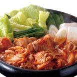 ほどよい辛みがクセになる! 糀キムチ鍋