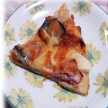スイーツピザ〜ハチミツミソ風味〜