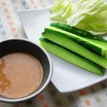 マヨネーズと一緒に! 野菜ディップソース