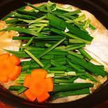 アレンジ鍋! クリームシチュー風みそ鍋
