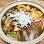 新感覚! 麻婆豆腐鍋